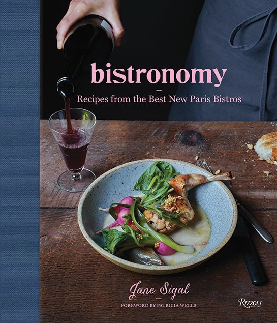 Bistronomy Jane Sigal Cookbook