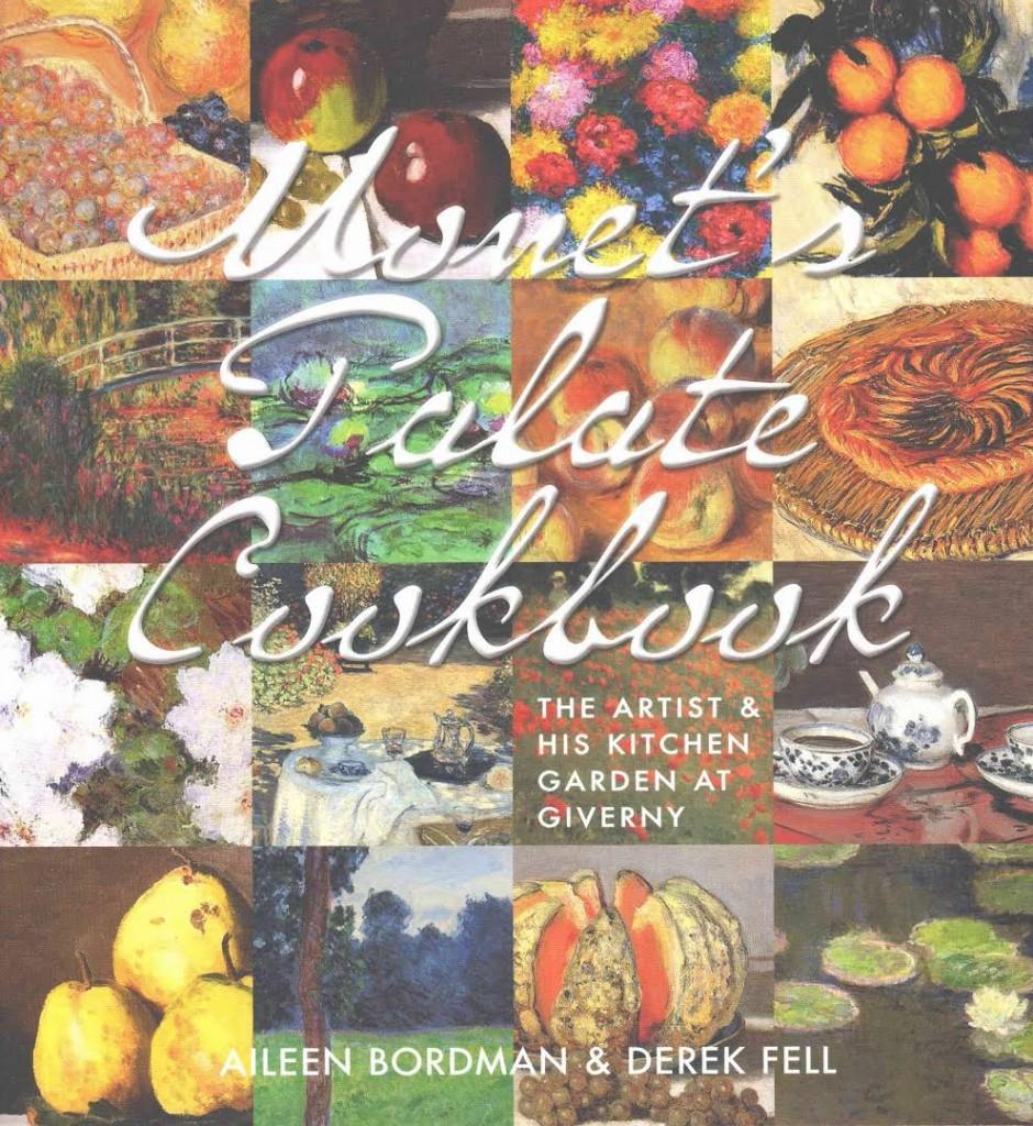 Monet Palate Cookbook