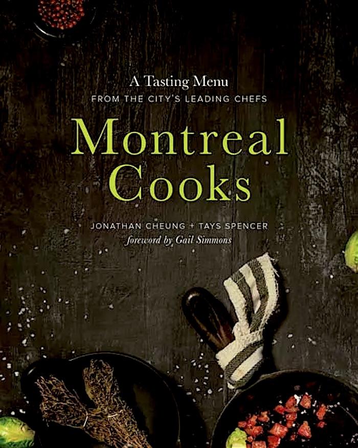Montreal Cooks Cookbook