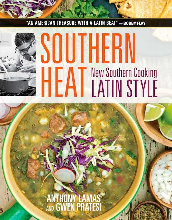 Southern Heat Cookbook