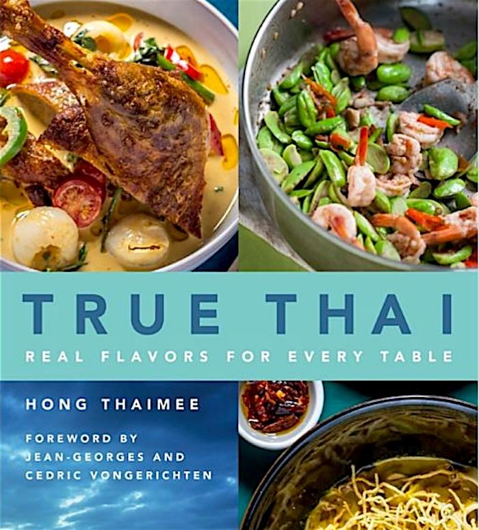 True Thai Hong Thaimee Cookbook