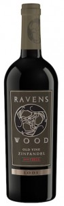Ravenswood Lodi Zinfandel Bottle Shot
