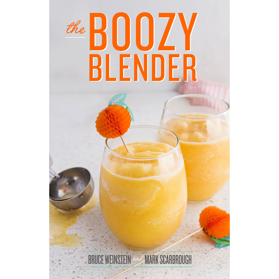 The Boozy Blender Book