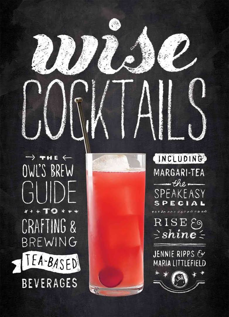 Wise Coctails Book Cover