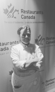 Donna Dooher at Restaurants Canada Show Preview