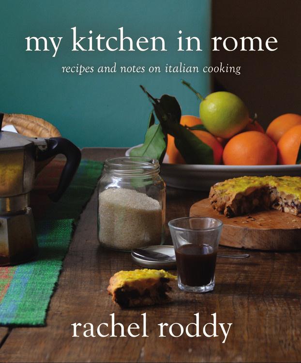 Rachel Roddy's Roman Cookbook