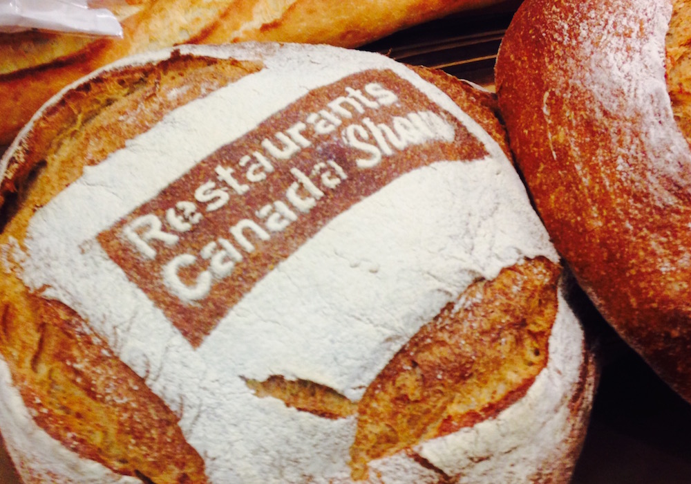 Restaurants Canada Show Bread