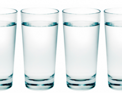 Water : A refreshing alternative to six glasses of wine.