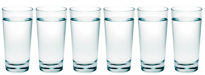 Five Ounce Glass