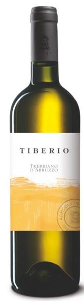 Tiberio Trebbiano Abruzzo bottle