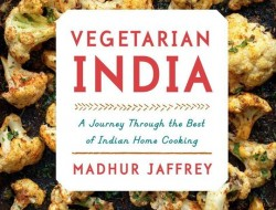 Madhur Jaffrey - Vegetarian India... Available from Good Egg, Kensington Market.