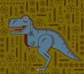 tyrannosaurus-gruit