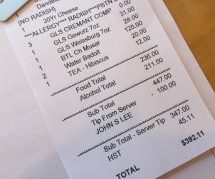 Aprilsnar bill reverse tipping