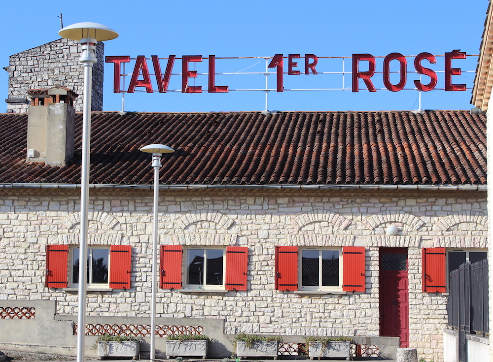 Tavel 1er Rose
