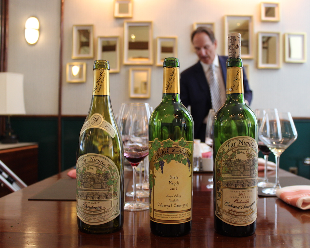 Far Niente Wines at Cafe Boulud