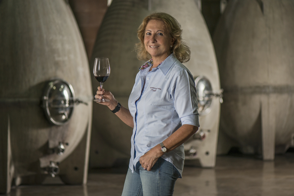Argentine winemaker Susana Balbo.