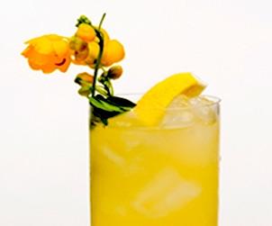 Tropical Blossom Cocktail