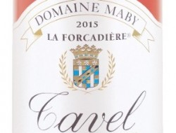 Domaine Maby label