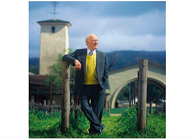 robert mondavi and the wine industry essay