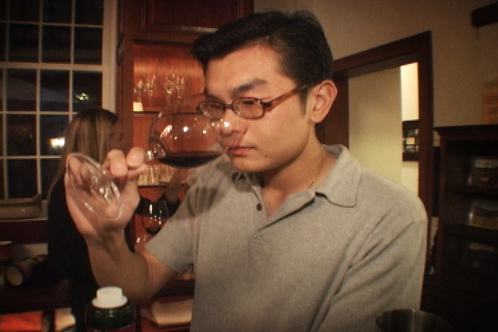 Rudy Kurniawan - The first and only person to be convicted for wine counterfeiting fraud in the United States.