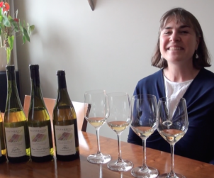 "Southbrook Winemaker Ann Sperling takes us through a detailed tasting of her ""Barrel Study"" Chardonnays."