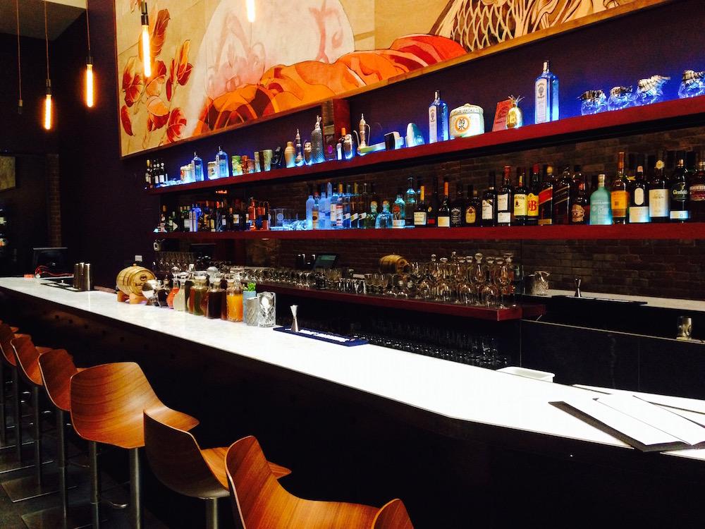Blowfish bar