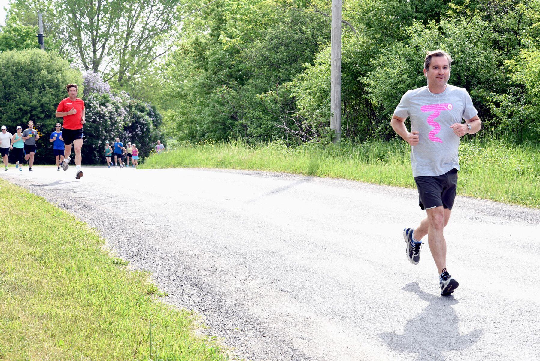 Malcolm Jolley on the Terroir Run