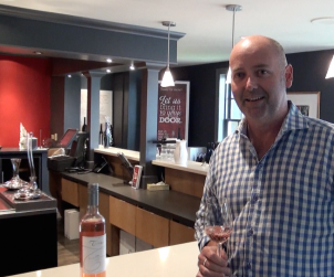 Winemaker Craig McDonald has been taking rosé a lot more seriously at Trius winery.
