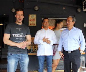 Tromba Tequila Team