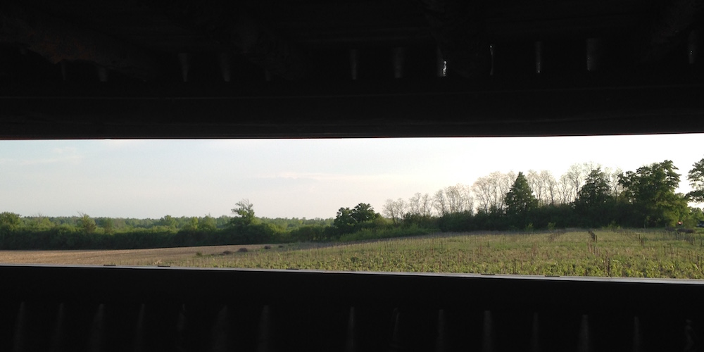 View from The Old Third Barn