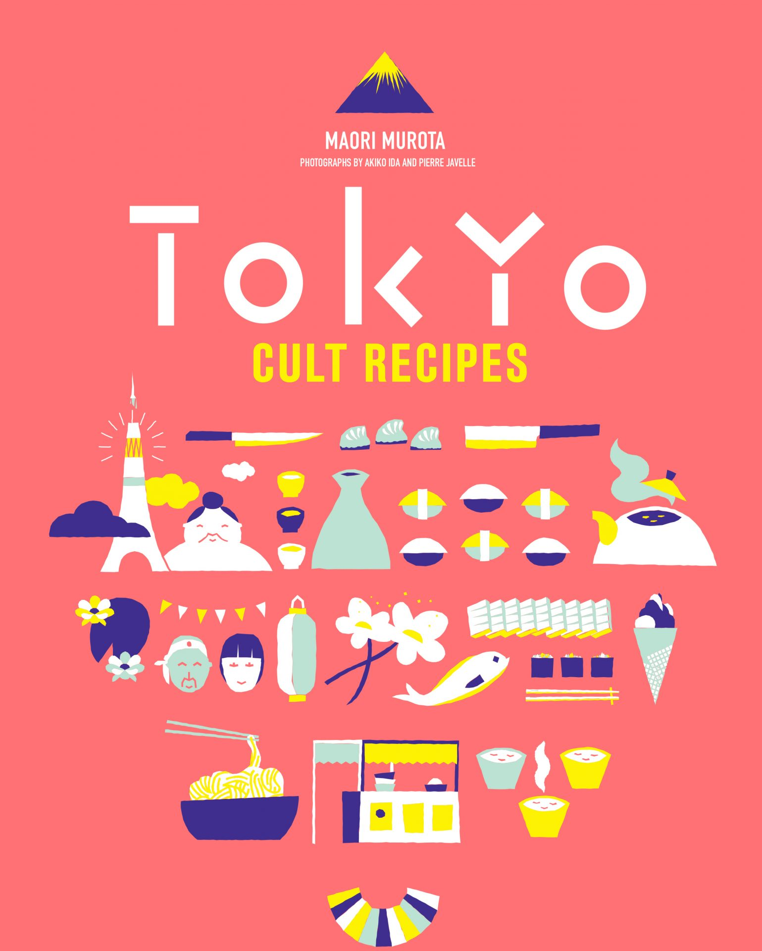 Tokyo Cult Recipes by Maori Murota, Good Egg's pick of the month.