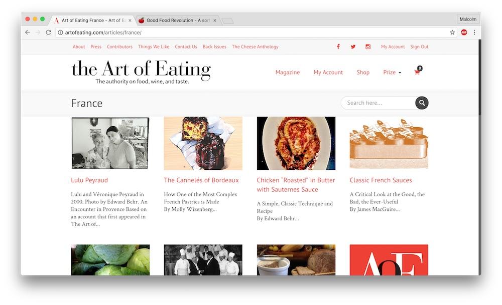 Art of Eating Screenshot