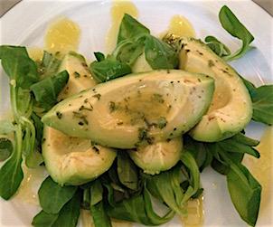 Avocado Salad 302