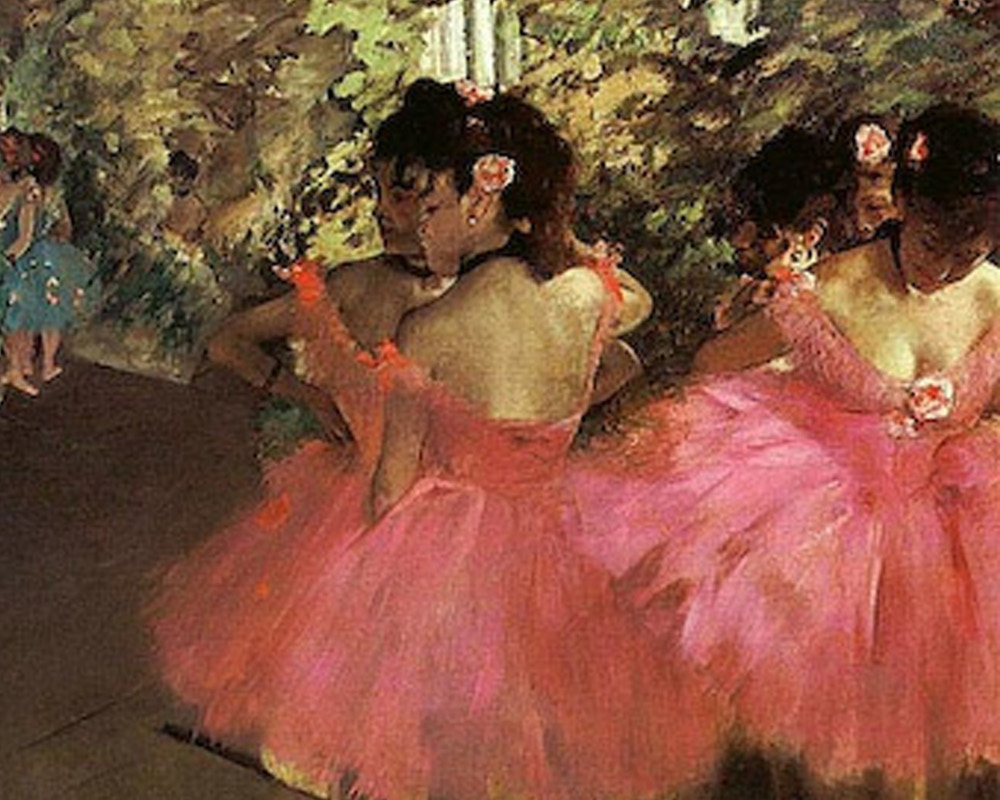 Edgar Degas Dancers