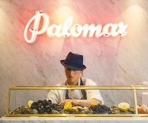 The Palomar London