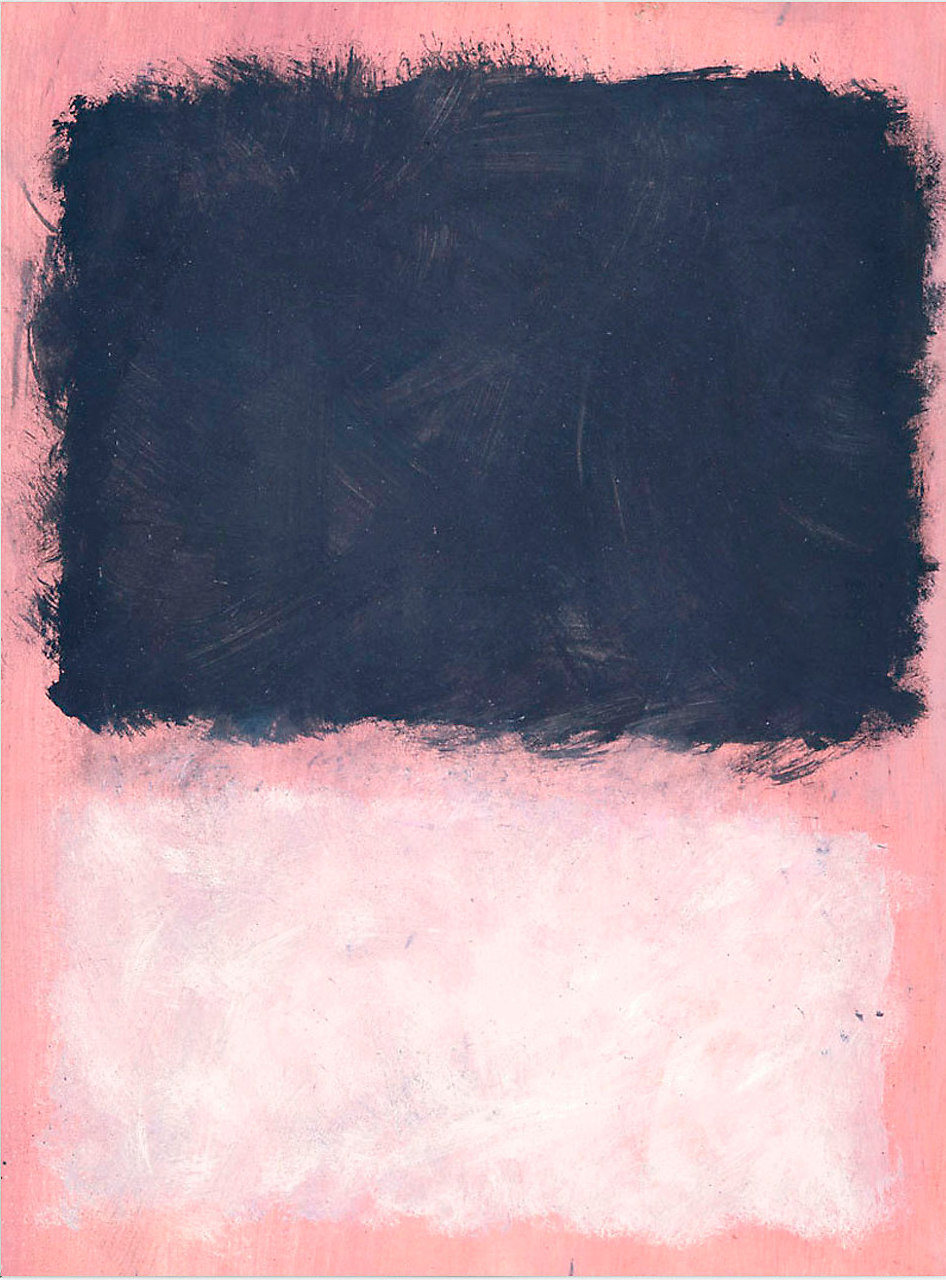 Rothko Untitled 1967