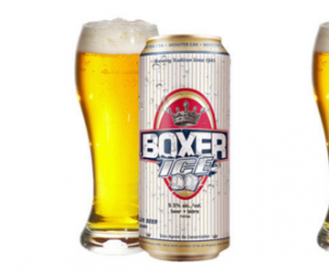 Boxer Ice Beer Review