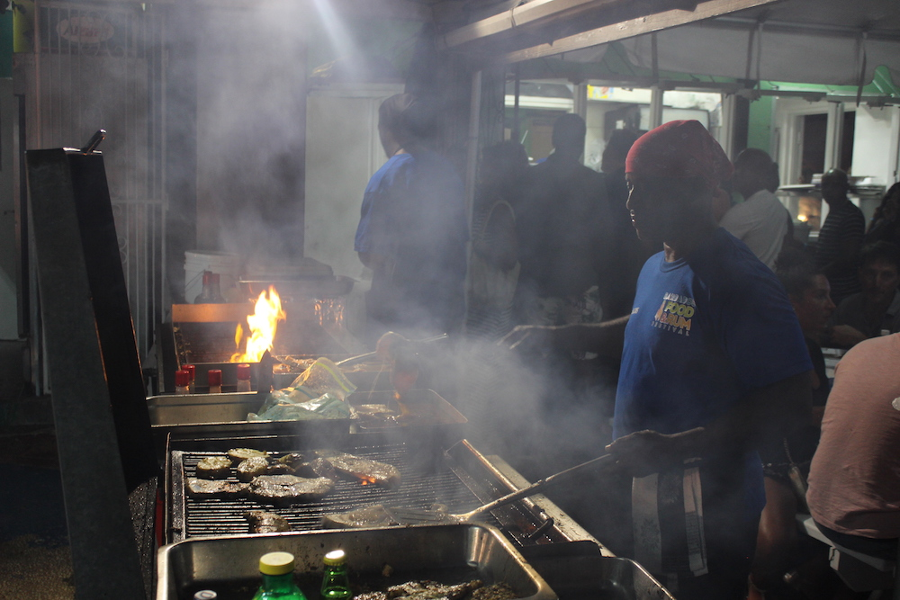 fish-on-the-grill-in-oistins-barbados