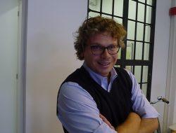 Tenuta Olim Bauda's Gianni Bertolino was recently in town to spread the Barbera love.