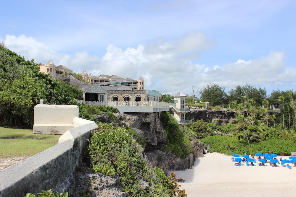 Crane Beach Restaurant Barbados