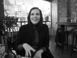 Portland Variety's Renée Sferrazza enjoys a few beverages at Toronto's Northern Belle.