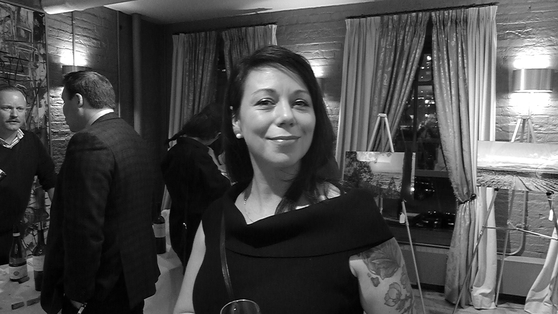 Liz Martinez was in Toronto recently for John Szabo MS' Volcanic Wines book launch.