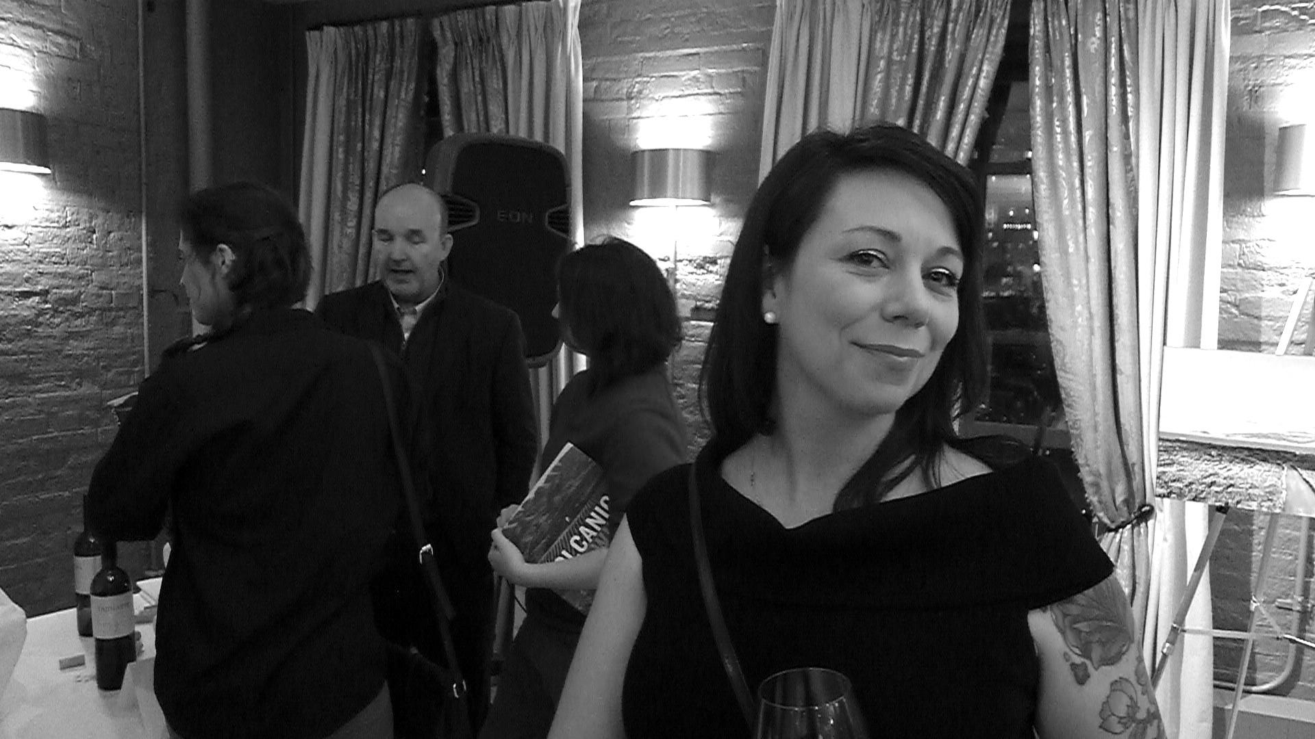 Liz Martinez was in Toronto recently for John Szabo MS' Volcanic Wines book launch.