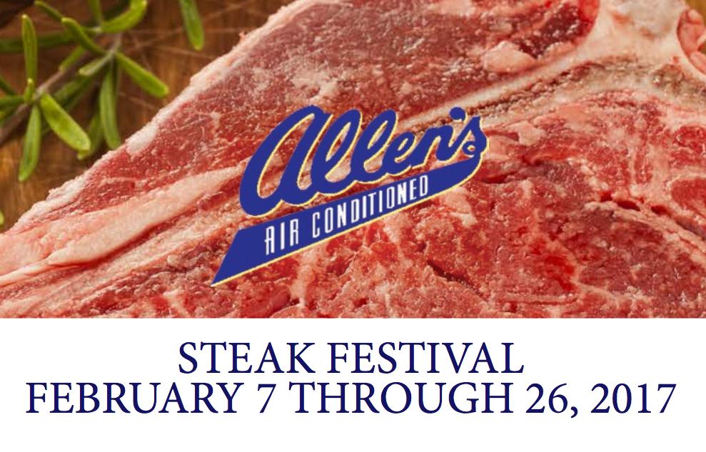 Allen's Steak Festival