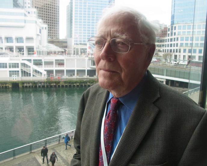 Legendary Canadian Wine Writer John Schreiner
