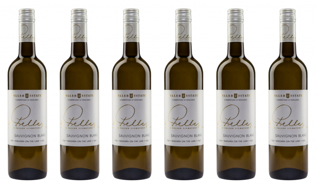 The 2015 Peller Estates Signature Series is an impressive example of Ontario Sauvignon Blanc.
