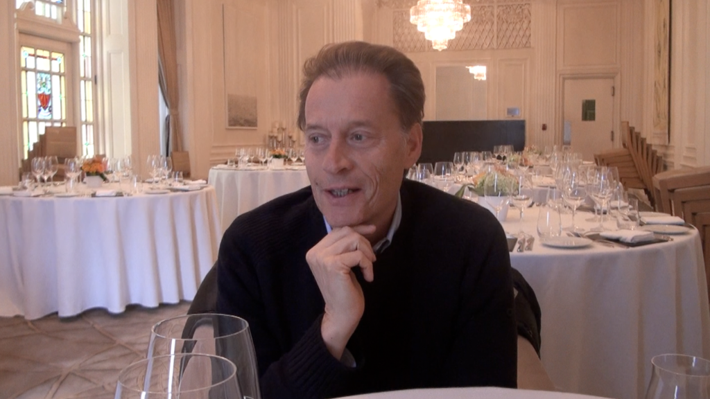 Speaking with Alberto Antonini in Vancouver earlier this year.