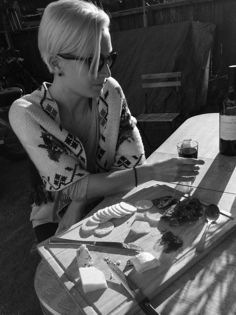 Vancouver Wine Whisperer, Laura Starr.