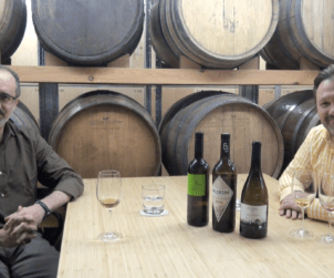 Alex Lip and Derek Kranenborg, the brains and palates behind All The Right Grapes.
