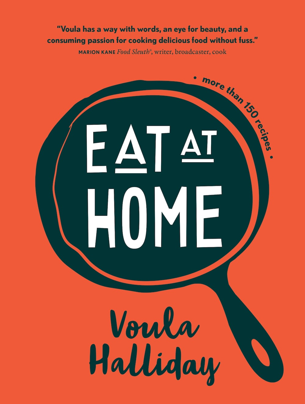 Eat at Home Voula Halliday